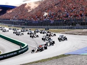 ハイブリッドパワーユニットを搭載する、モータースポーツの最高峰「F1」【EDGE MOTORSPORTS】