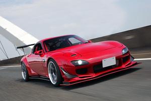 「新車購入から約30年」浮気せずに愛情を注ぎ続けてきたFD3Sフルチューン仕様!