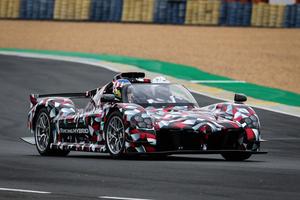 トヨタのハイパーカー「GR Super Sport」、ル・マン24時間の決勝直前にサルト・サーキットで初走行を披露【動画】