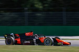 FIA-F2:松下信治がMPモータースポーツを離脱。後任にはジュリアーノ・アレジが加入
