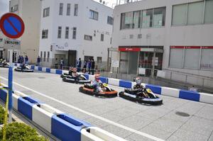 「悲願達成」の瞬間を現場からリポート! 日本初の「公道レース」がついに行われた