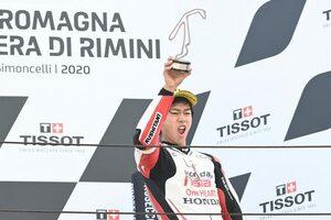 Moto3:3位を獲得してランキング2位につける小椋藍「結果はポテンシャル以上のものだった」/MotoGP第8戦