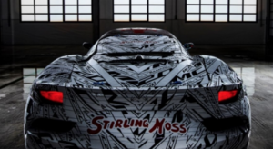 無冠の帝王、スターリング・モス卿へのオマージュ…マセラティの新型スーパースポーツカー「MC20」プロトタイプ