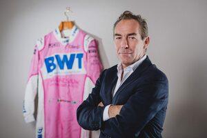 レーシングポイント、アストンマーティンF1ワークス活動に備え、マイケル・ジョーダンの元マーケティング担当者を登用
