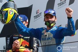 【MotoGP】タイトル争いは今から始まる……ジョアン・ミル、3度目の表彰台で自信深める