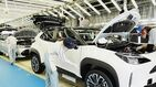 トヨタ、半導体不足により国内2工場で稼働停止 「ヤリスクロス」「C-HR」など