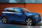 輸入車ベストセラーSUV! VW「T-クロス」に上級モデルのRラインが追加 3グレード展開に