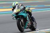 【MotoGP】「フラッグ・トゥ・フラッグは好きじゃないし危険だ」11位バレンティーノ・ロッシ、天候変化に恨み節|フランスGP
