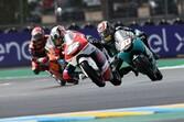 【MotoGP】松山拓磨、Moto3ワイルドカード参戦は転倒リタイア。それでも「将来に向けて貴重な経験を積めた」|フランスGP