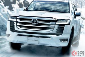 14年ぶり全面刷新! トヨタ新型「ランドクルーザー」は伝統と変革を両立! 将来は「e-fuel&水素エンジン」の可能性も