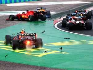 2021年F1第11戦、不運に見舞われながらもフェルスタッペンは2ポイントを獲得【ハンガリーGP決勝】
