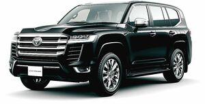 トヨタ、「ランドクルーザー」(300系)14年ぶりフルモデルチェンジ ディーゼルも復活 価格は510~800万円
