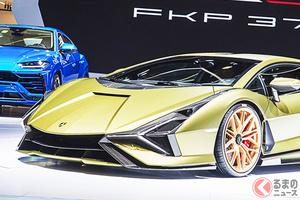 数億超えの超高級車は「経費で落とせる?」 憧れのスーパーカーに乗れる? 実はズルくない節税手段とは