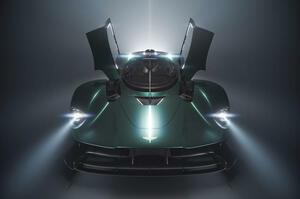 【6.5Lのオープンカー】アストン マーティン・ヴァルキリー ロードスター登場 ペブルビーチで公開予定