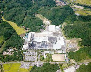 住友ゴム、白河工場でタイヤ製造に水素活用の実証実験 CO2排出量低減へ