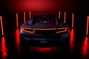 ホンダNSX、2022年に生産終了。限定350台の最終モデル『NSXタイプS』発表へ
