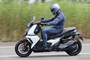the「燃費」BMW Motorradが激戦区に向けた戦略車 中免クラスのスクーター「C400X」の燃費性能は?