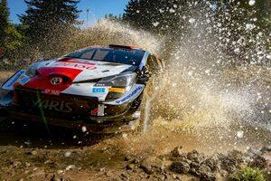 驚速ロバンペラ、4連続ステージベストの独走劇で最終日へ向かう/WRC第9戦ギリシャ