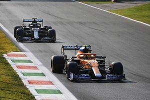 パワー勝負のモンツァで追い風か? レッドブル・ホンダ代表、スプリント予選レースで苦しんだハミルトンのPU出力低下を指摘