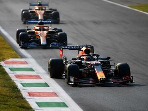 2021年F1第14戦、フェルスタッペン今季8度目のポール獲得でハミルトンに差をつける【イタリアGP】