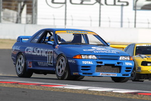 GT-RやフェアレディZだけじゃなかった!「カルソニックブルー」をまとったレーシングカー3選