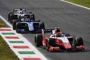 F2モンツァ:ピアストリ優勝、ティクトゥムが怒涛の追い上げ3位。佐藤万璃音はトラブルに泣きリタイア