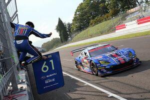 スーパーGT第5戦SUGO決勝レポート(GT300):61号車BRZが3年ぶりの優勝、新型BRZでの初優勝を遂げる