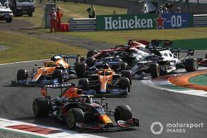 """マクラーレン、イタリアGP""""勝利""""目指して虎視眈々。リカルド「栄光を掴めるか、トライができる」"""