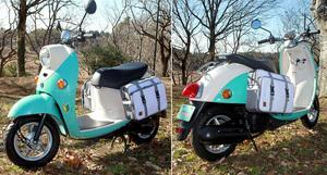 「ゆるキャン△」で志摩リンが使っているサイドバッグのレプリカモデルがバージョンアップして3月発売!