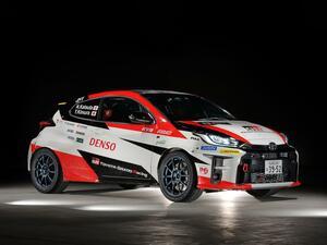トヨタが新型GRヤリスでいよいよ全日本ラリーのトップクラスに挑戦、チャンピオンを狙う【モータースポーツ】