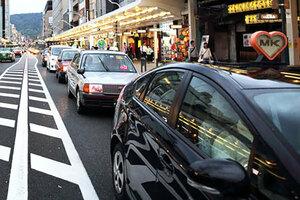タクシー「4年で全車電動化、脱LPGはあと7か月」MKが表明 燃料シフト急加速?