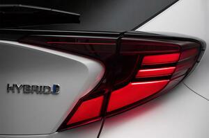 【日本未導入の2.0Lハイブリッド】トヨタC-HR GRスポーツ 欧州で発売 最高出力183ps