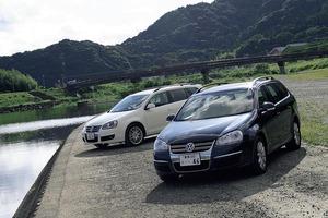 「VWゴルフVヴァリアント」でロングドライブ【VW GOLF FAN Vol.13】