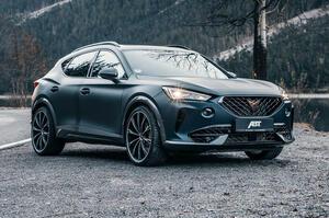 【加速力ポルシェ並み】独アプト、高性能SUV発表 ベースはクプラ・フォーメンター