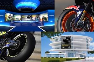 ミシュラン初の2輪用タイヤのバーチャル展示会 「MICHELIN 2WHEEL VIRTUAL EXHIBITION」開催