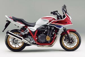 ホンダ「CB1300 SUPER BOL D'OR/SP」【1分で読める 2021年に新車で購入可能なバイク紹介】