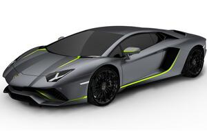 ランボルギーニ アヴェンタドールS のファイナルバージョンがジャパンリミテッドエディションとして7台限定で登場