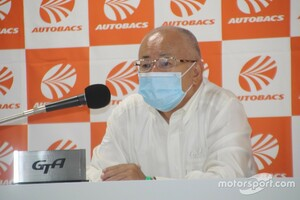 【トップインタビュー】GTA坂東正明代表「自動車メーカーに『スーパーGT抜きには考えられない』と思わせるようなカテゴリーに」