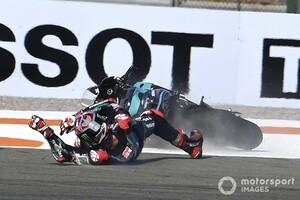 【MotoGP】「ル・マン以降は良い感触が無かった」ファビオ・クアルタラロ、後半戦大失速でランク5番手に