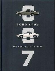 ボンドカーの登場シーンや車両製作エピソードを当時の図面や写真で紹介【新書紹介】