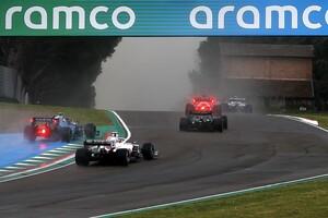 「マゼピンのことが見えていなかった」ウイリアムズのラティフィ、予選の好結果活かせず悔しい0周リタイア|F1エミリア・ロマーニャGP