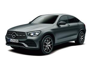 メルセデス・ベンツGLCクーペにマットグレーの車体色を採用した特別仕様車「マグノナイトエディション」を設定し発売