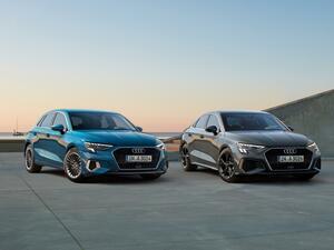 アウディ A3スポーツバック/A3セダンがフルモデルチェンジ、S3も同時に登場