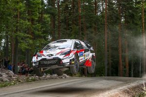 WRCフィンランドが延期を発表。有観客を目指し、約2カ月遅れの10月初旬開催へ