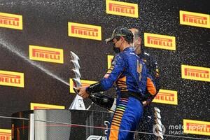 """マクラーレンF1代表、ランド・ノリスの""""速さ""""をベタ褒め「表彰台は当然の結果だ」"""
