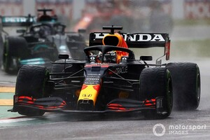 レッドブル・ホンダ、イモラで今季初勝利。しかしホーナー代表「勢力図を見極めるにはあと数戦必要」|F1エミリア・ロマーニャGP