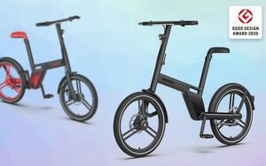 自転車からチェーンが消えた。シャフトドライブで駆動する電動アシスト自転車「HONBIKE」