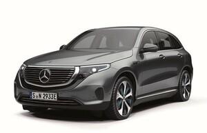 メルセデス・ベンツEQCが標準装備の一部をオプション化して車両価格を185万円引き下げ