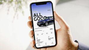BMWジャパン、コネクテッド用アプリを刷新 グーグルやアップルの地図と連携可能に