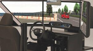 ホンダのドライビングシミュレーターが今どき仕様にアップデートして発売